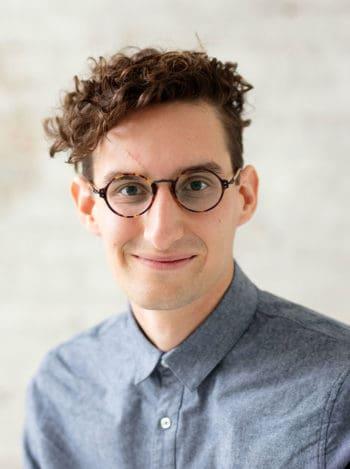 Chatbot-Entwickler Jürgen Vogel, CTO bei Solvemate