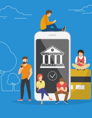 Die Generation-Y zwingt Banken sich ihnen anzupassen.