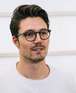 Marius Blaesing, Co-Founder und CTO bei Getsafe