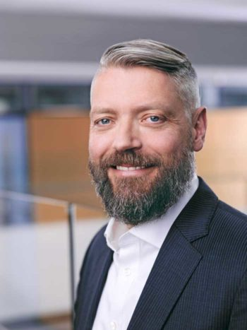 Alexander Höptner (50), Vorsitzender der Geschäftsführung der Boerse Stuttgart und Vorstandsvorsitzender der EUWAX