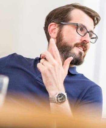 Experte für Kryptowerte: RA Frank Müller