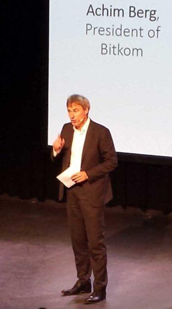Achim Berg, Bitkom-Präsident