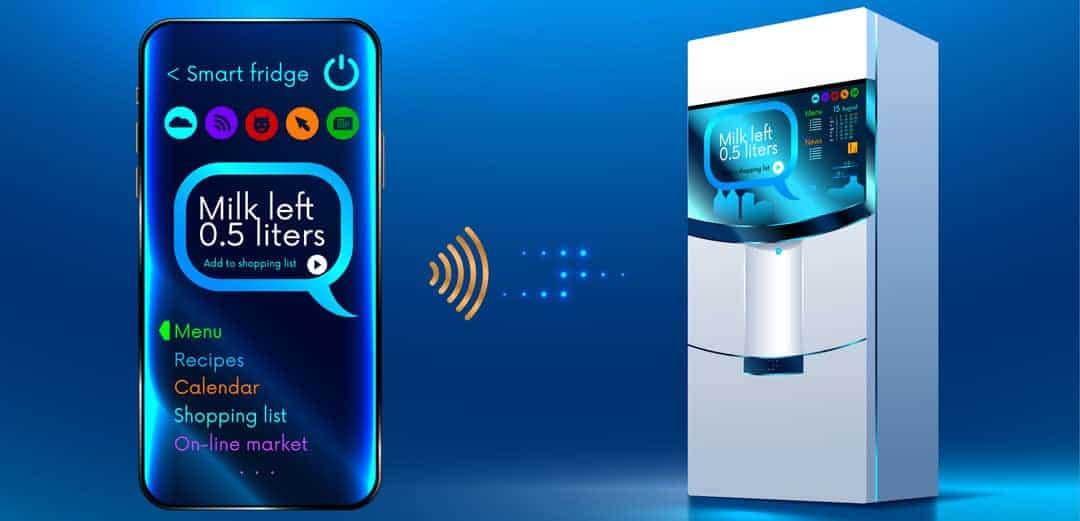 IoT-Payment - per Smartphone die Kühlschrank-Bestellung autorisieren