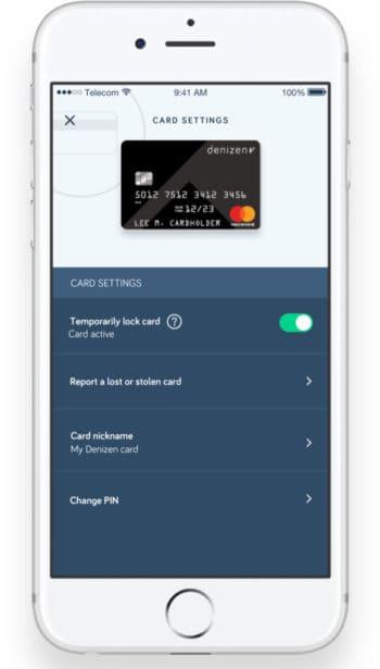 Denizen Banking-App