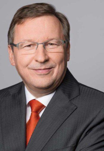 Dr. Andreas Martin, Vorstandsmitglied des Bundesverbandes der Deutschen Volksbanken und Raiffeisenbanken (BVR)