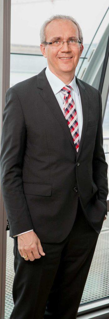 Dr. Joachim Schmalzl, Geschäftsführendes Vorstandsmitglied des Deutschen Sparkassen- und Giroverbandes (DSGV)