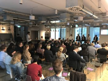 Auf dem ersten Prospery Finance Forum wurde zum Teil kontrovers diskutiert