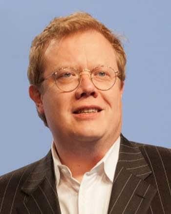 Scott Gnau wirbt für Big Data bei Versicherern