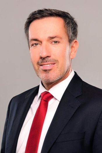 Von KI begeistert: Thomas Hellweg (Sales Director DACH Insurance and Finance bei Pegasystems)