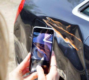 Per Smartphone sofort die Schandensmeldung