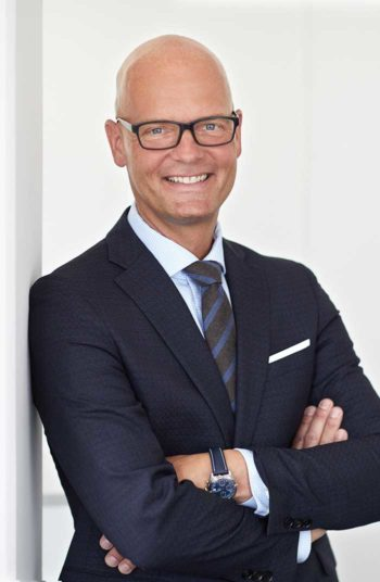 Ansgar Steden, Leiter Banking DACH Diebold Nixdorf