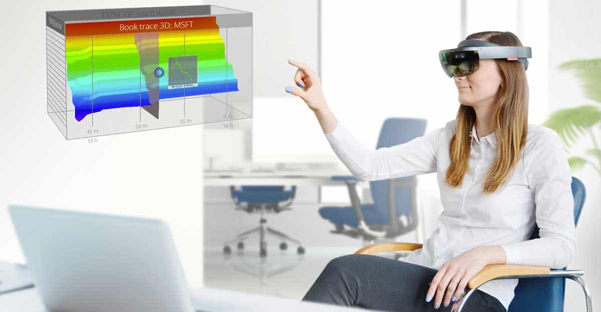 Daten analysieren per Augmented Reality