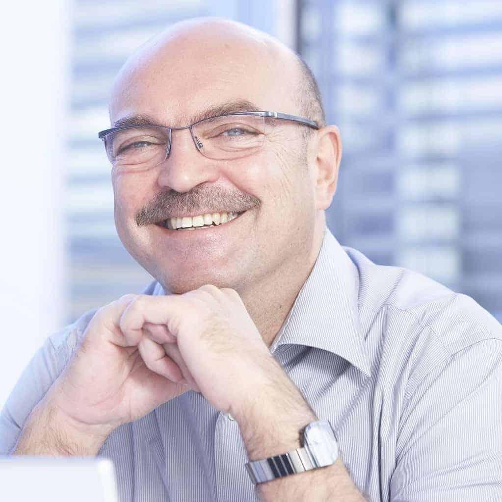 Franz Schnur, Geschäftsführer bei Telering