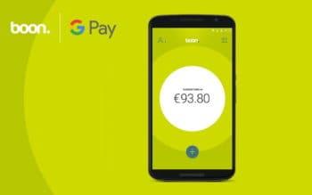 """""""boon"""" ermöglicht die Nutzung von Google Pay unabhängig vom eigenen Geldinstitut"""