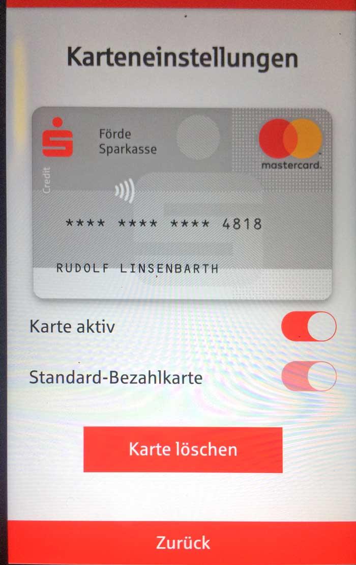 Sparkasse Karte.Mobiles Bezahlen Der Sparkassen Im Praxistest So