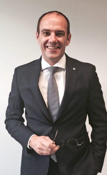 Sieht den Menschen im Zentrum der Künstlichen Intelligenz: Jochen Werne, Innovations- und Transformationsexperte der Münchner Privatbank Bankhaus August Lenz