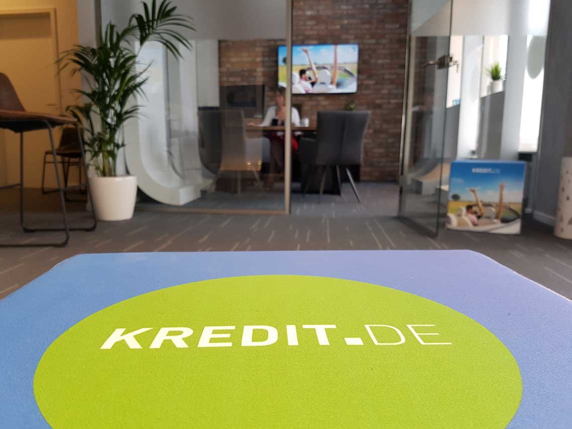Die neue Kredit.de-Filiale in Hameln