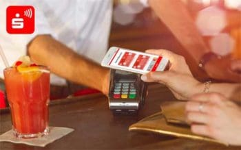 Mobile Payment per Sparkasse