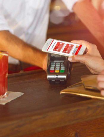 Neue Sparkassen-App für das mobile Payment