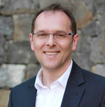 Volker Weimer, CEO von Crealogix Germany