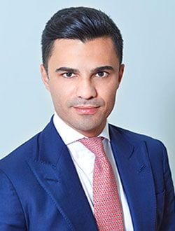 M.H. Dastmaltchi, Vorsitzender des VerwaltungsratesUnion Bank