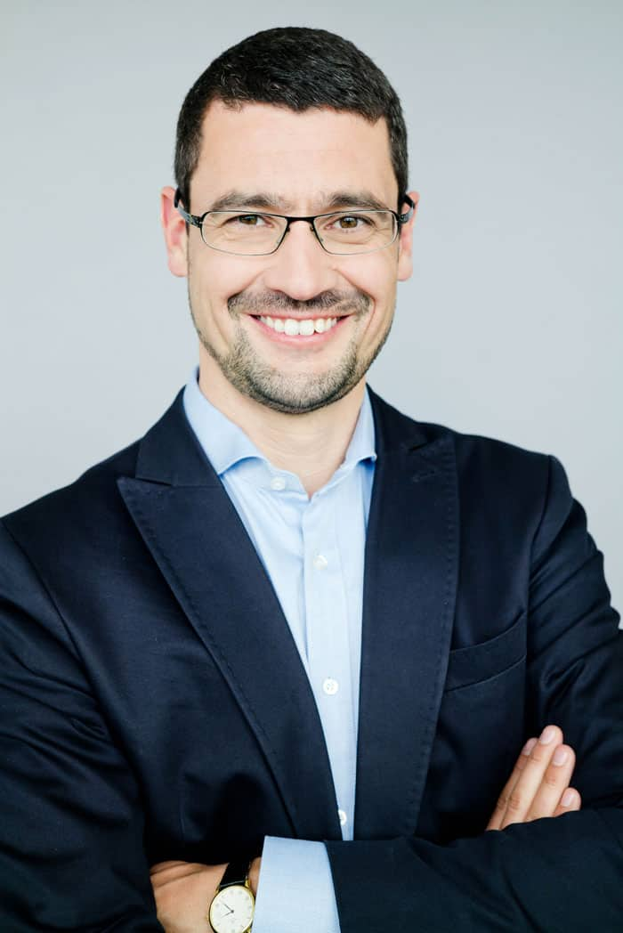 Dr. Frank Keller, Geschäftsführer PayPal Deutschland, Österreich und Schweiz