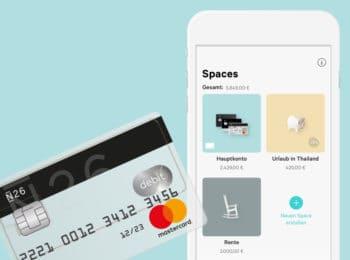 US-Kunden erhalten Cahs-Back, Spaces und demnächst auch Schred Spaces