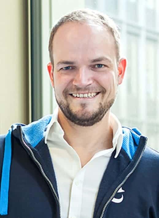 Florian Christ, CEO und Gründer der Fino Run GmbH