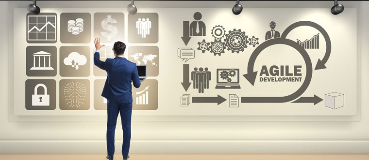 Agile - nicht nur Methode, sondern Mindset