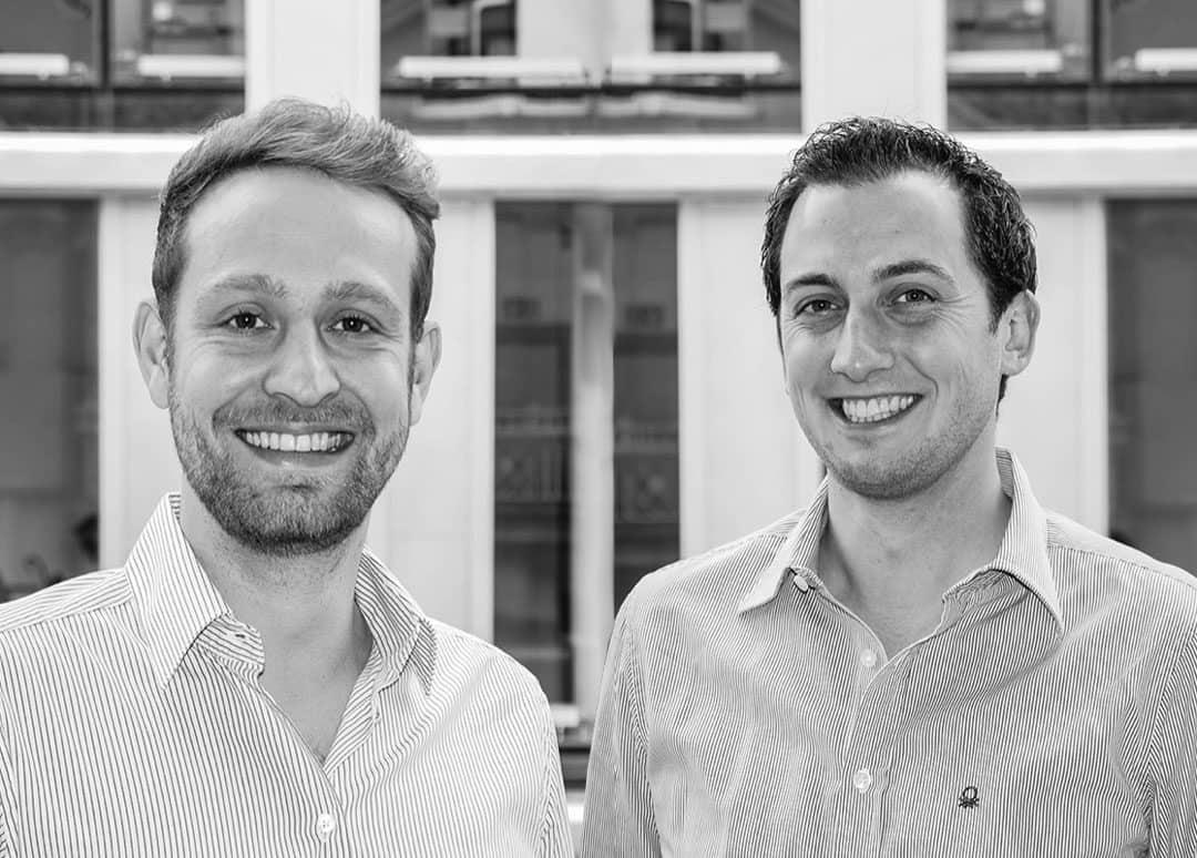 Felix Hagspiel und Thomas Niemann, Gründer von Paylax<q>Paylax</q>