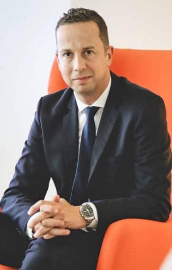 Florian Rentsch, Vorstandsvorsitzende des Verbandes der Sparda-Banken e.V.