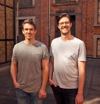 GetSafe-Gründer: Christian Wiens und Marius Blaesing