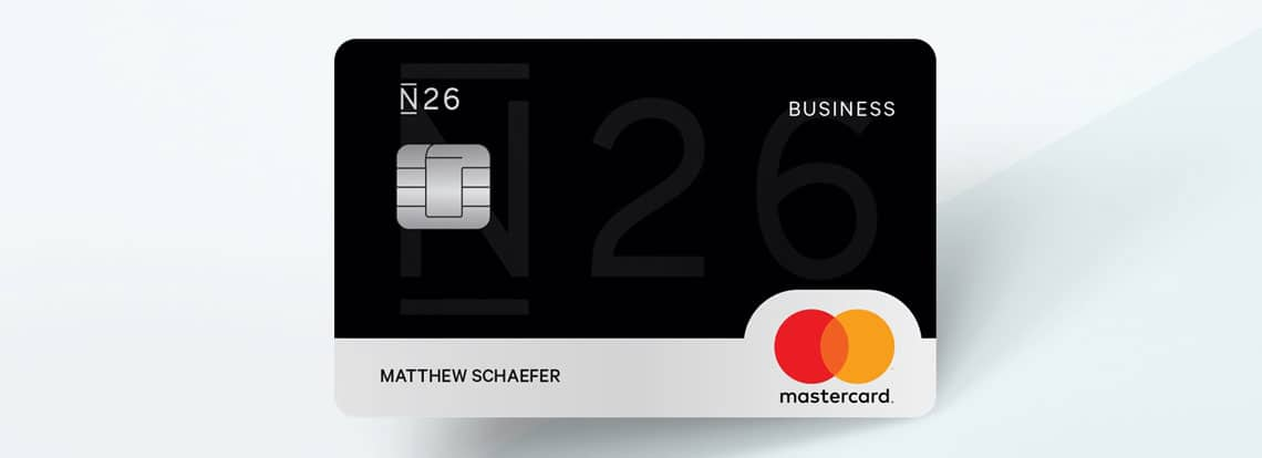 N26 Business Black