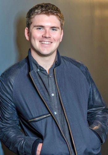 Patrick Collison, CEO Stripe