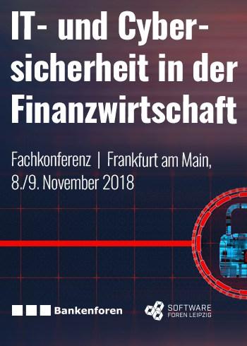 Die Konferenz für IT- und Cybersicherheit bei Banken