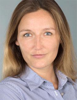 Veronika Kütt, wissenschaftliche Mitarbeiterin am Frankfurt School Blockchain Center