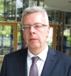 Horst Rüter, Zahlungsexperte EHI