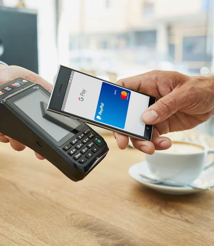 Google Pay für alle! PayPal, Mastercard & Google starten