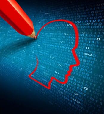 Gute Kommunikationsunternehmen analysieren Kundendaten zu deren Nutzen