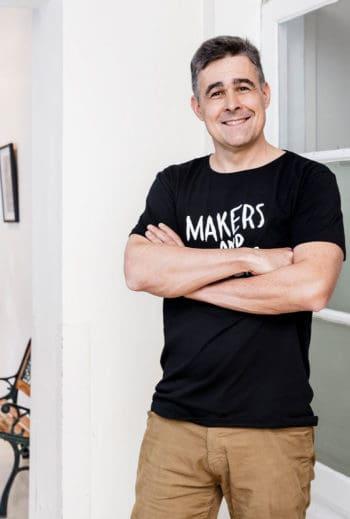Holvi CEO Antti-Jussi Suominen