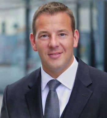 Sascha Beck, Leiter Vertrieb, Produktmanagement und Marketing der Wüstenrot Bank