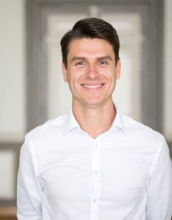 Daumantas Dvilinskas, Gründer und CEO von TransferGo
