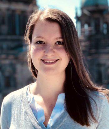 Delia König, Managing Director der Identity Business Unit Solarisbank