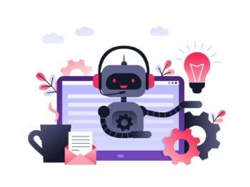 Chatbots und Roboter könnten den stationären Handel attraktiver machen. Am meisten stört die Kunden jedoch das Warten an der Kasse. Quelle: tanyabosyk/bigstock.com