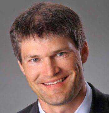Mirko Gruber, stellvertretender Sprecher der Volksbank Raiffeisenbank Rosenheim-Chiemse