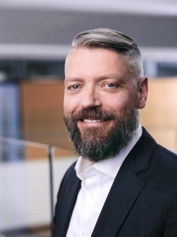 Alexander Höptner. Sprecher der Geschäftsführung der Boerse Stuttgart