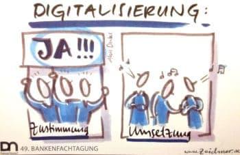 Wunsch & Wirklichkeit - treffend erwischt von www.Zeichner.de<q>www.Zeichner.de