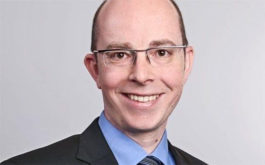 Sieht Künstliche Intelligenz realistisch: Dr. Daniel John, Leiter Aktuariat Schaden/-Unfall bei der HUK-Coburg