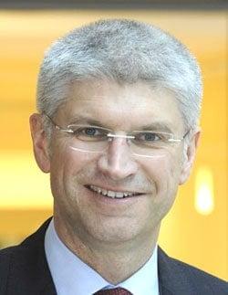 Dr. Klaus Schraudner, Vorstandsvorsitzender der Pax-Bank