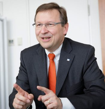 Dr. Andreas Martin, Vorstandsmitglied des Bundesverbandes der Deutschen Volksbanken und Raiffeisenbanken